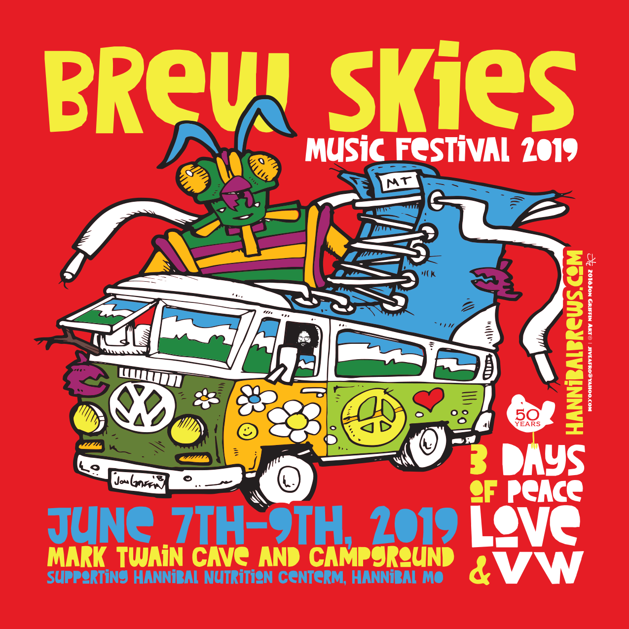 Brew Skies Music Festival - Hannibal, MO